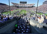 As Penn State Athletics Gauges Fan Mindset on Attendance, Wolf Reiterates No Fans in the Stands Just Yet